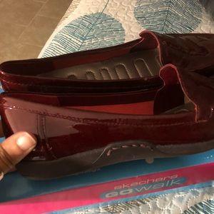 Burgundy Easy Spirit Shoes